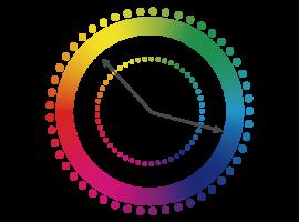 色相を使って配色を考えてみよう!