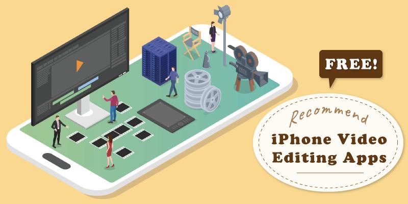 【無料】iphoneの動画編集アプリおすすめ5選